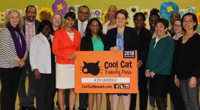Cool CAT Press Launch
