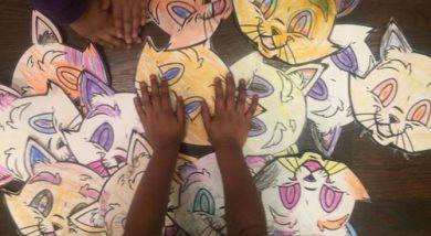 Cool CAT Masks